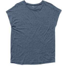 Houdini Activist Camiseta Mujer, azul